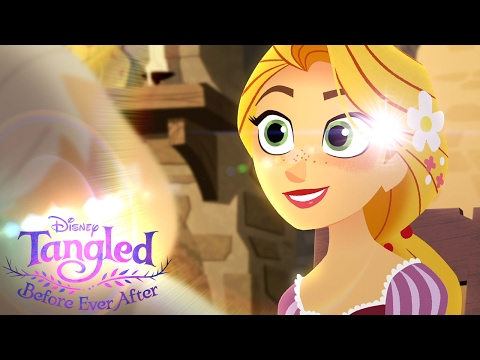 Wind in My Hair Clip Music Video | Tangled Before Ever After