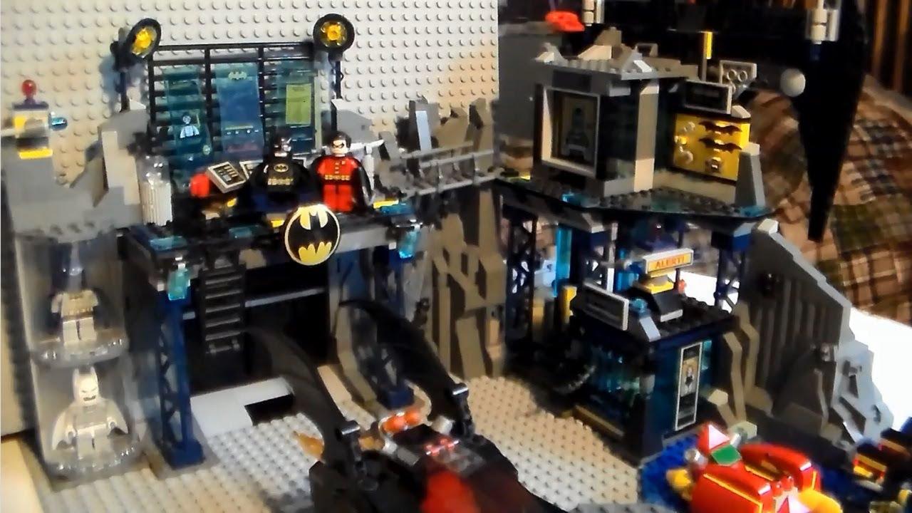 LEGO DC Super Heroes Modified Batcave
