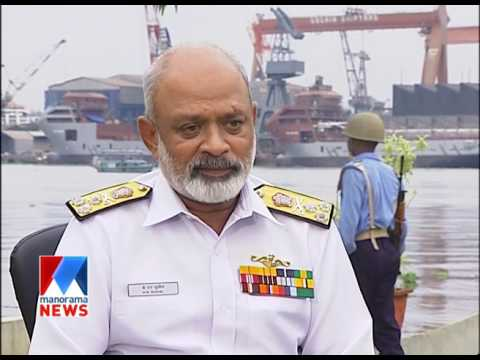 Vice Admiral K N Sushil in Nere Chowe | Old episode | Manorama News