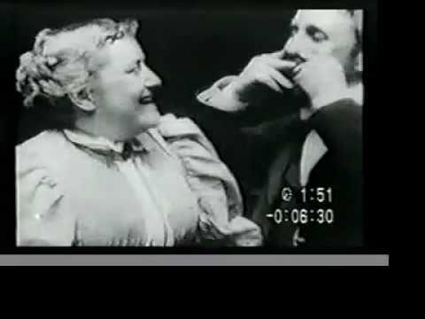 Edison Kinetoscope Films 1894-1896