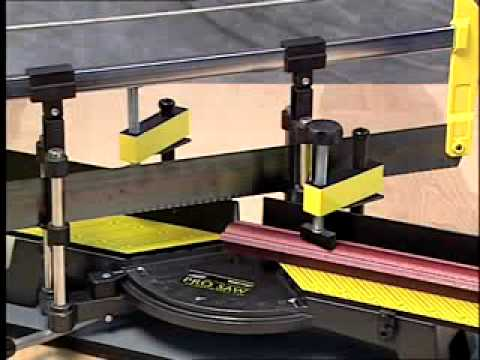 Pro Miter Saw Presented By Woodcraft Youtube