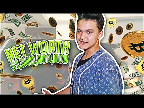 Meet World's Youngest Billionaire at Only 15 Years Old (Bitcoin Billionaire)