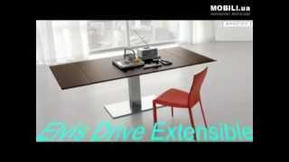 Столы и стулья хай тек,  Cattelan Italia(Интернет магазин мебели из Италии от производителя, видео: http://MOBILI.ua ! Мы поможем Вам заказать и купить..., 2012-10-25T06:02:39.000Z)