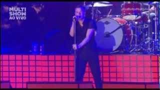The Killers - Runaways (São Paulo 2013)
