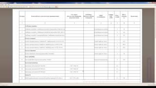 Спецификация по ГОСТ в AutoCAD Plant 3D