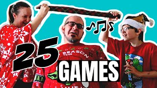 25 Christmas Party Games For Groups