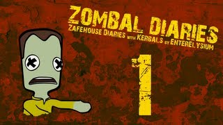 zombal Diaries #1 - Zafehouse Diaries with Kerbals