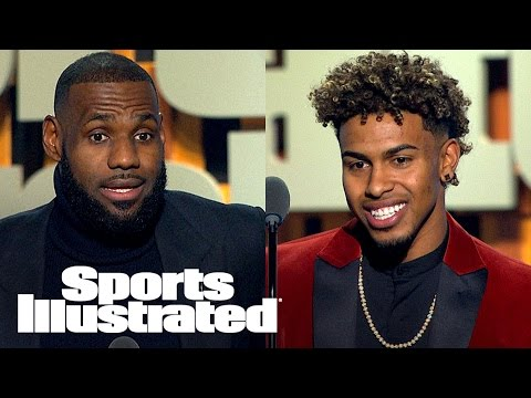 The 2016 SI Sportsperson Of The Year Ceremony: Best Moments | SPOTY 2016 | Sports Illustrated