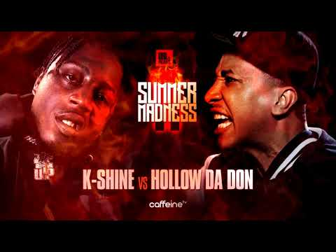 Download K-SHINE VS HOLLOW DA DON - SUMMER MADNESS 11 FACE OFF