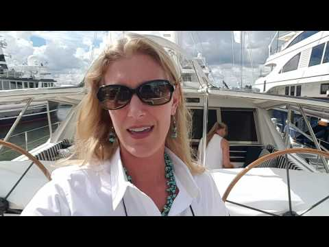 Amanda's New Job as a Yacht Broker for Florida Yacht Group