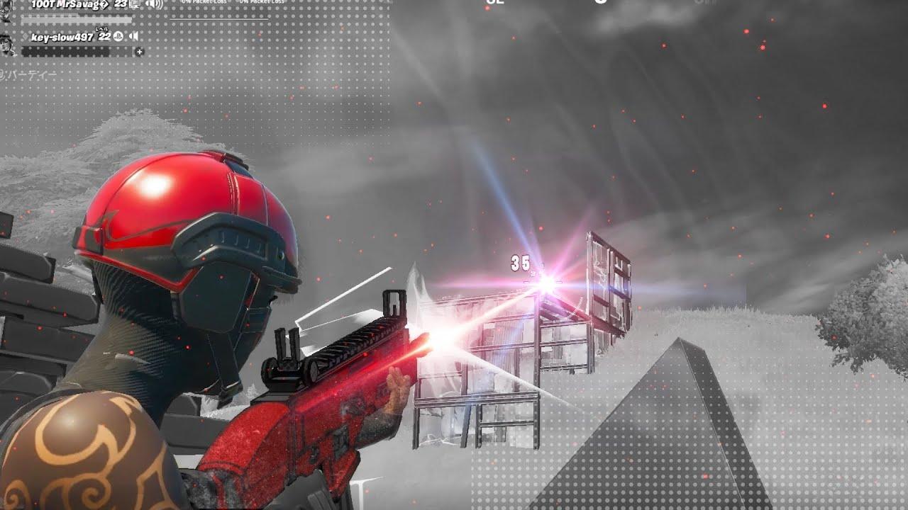 神AIMの無双キル集!Kirua | Highlights #14【Fortnite/フォートナイト】