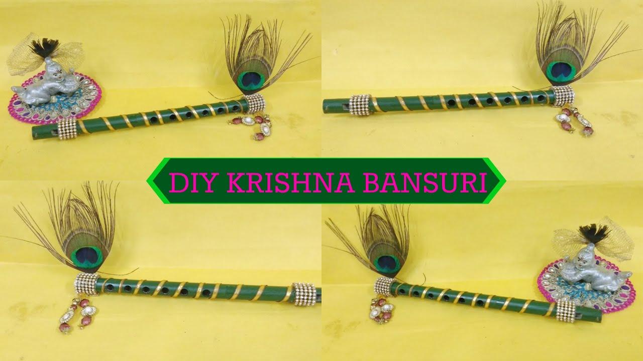 how to make bansuri at home