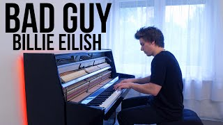 Billie Eilish - bad guy (Piano Cover) by Peter Buka