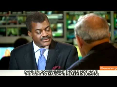 Danner Says Small Businesses Seek Stability, Certainty