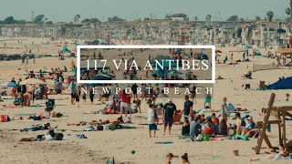 117 Via Antibes in Newport Beach, California