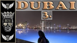 DUBAJ VLOG | 3 DEN | TAXI SCHUMACHER ATLANTIS | KAM NA DOVOLENOU S MDM IBN BATTUTA GATE VEČEŘE DUBAI
