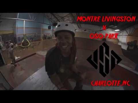 Montre Livingston x Oso Skatepark x USD Sway Pro Skates