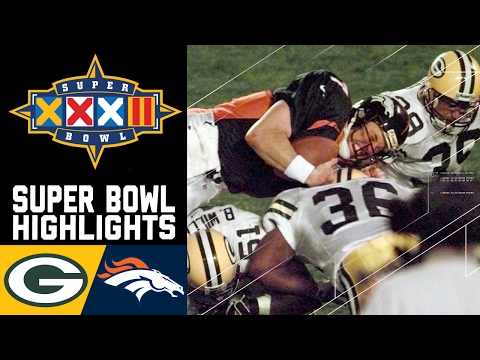 Super Bowl XXXII: Packers vs. Broncos (#5) | Top 10 Upsets | NFL