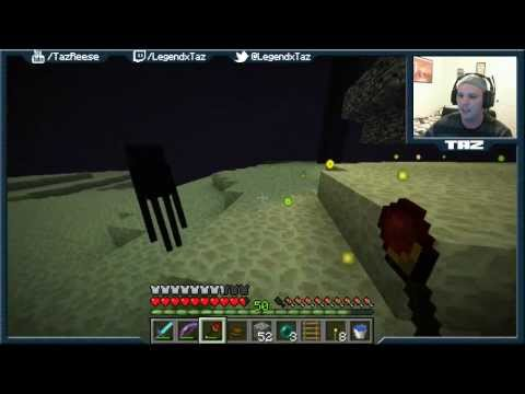 Minecraft Sky Den Survival #26 *LIVESTREAM* - FIGHTING THE ENDER DRAGON - 동영상