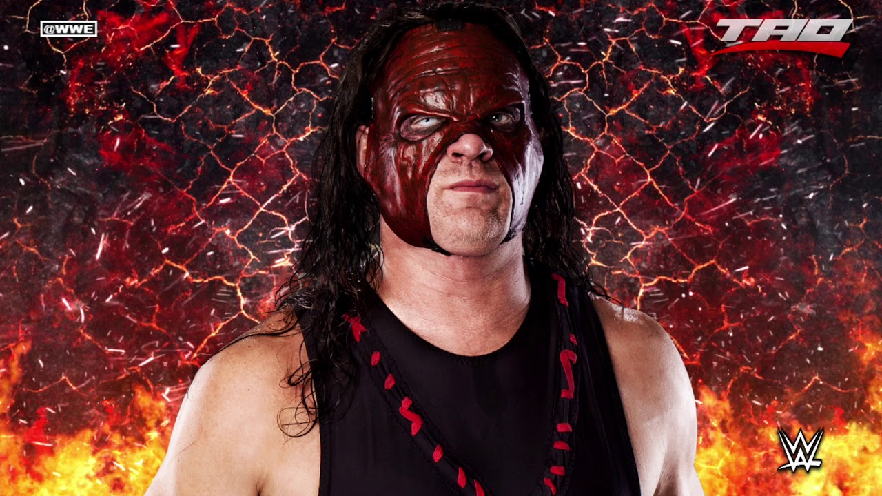 Wwe Kane Veil Of Fire Rise Up Remix Official New Theme Song 2017 Youtube