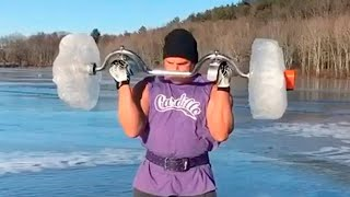 No Excuses - REAL GYM - Steve Cardillo   Muscle Madness