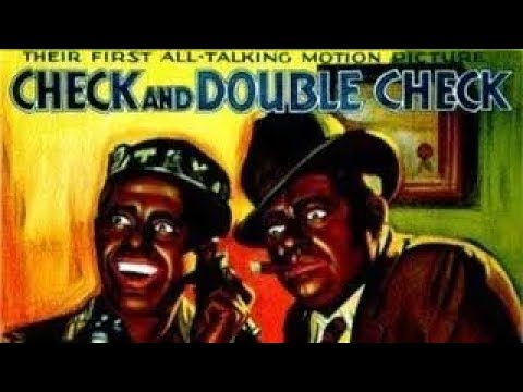 Check and Double Check - 1930 HD