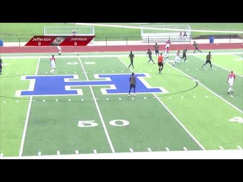 Jefferson College Men's Soccer vs. Johnson County Community College – August 25, 2018