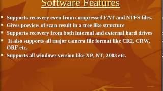 Review of Stellar phoenix fat ntfs Recovery Software