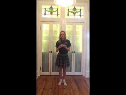 Woodman Speech on Hunger in America - YouTube