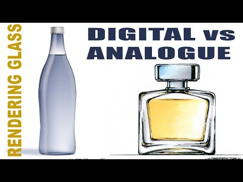 When Do You Render in Analog vs. Digital? A Demo of the Difference