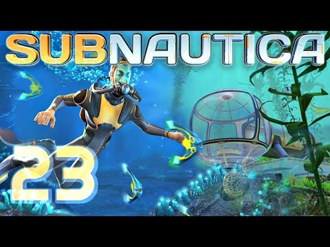 CATCHING UP ON THE PDA VOICE LOGS | Eye Candy Update | Subnautica #23