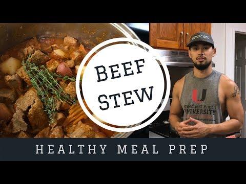 DELICIOUS HEALTHY MEALS: BEEF STEW