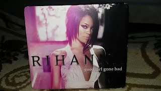 Unboxing Rihanna - Good Girl Gone Bad (UK Edition ) Deluxe CD + DVD