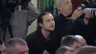 Путин об Украине дает ответ лающему журналисту