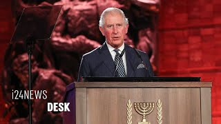 HRH Prince Charles Addresses the World Holocaust Forum at Yad Vashem Articles: i24news.tv/en Live: video.i24news.tv/page/ live?clip=5a94117623eec6000c55 7fec  Replay: ..., From YouTubeVideos