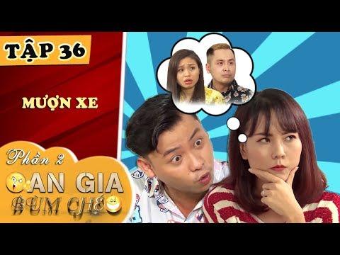 Sitcom Oan Gia Bùm Chéo - Phần 2 - Tập 36: Mượn Xe   Phim Hài Gia Đình 2018