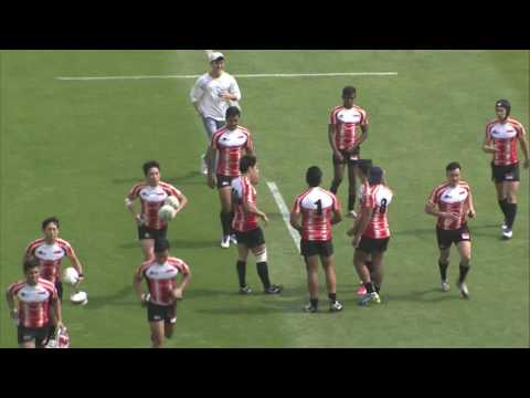 Day 1 - Live Action of the Asia Rugby Sevens Series - Korea