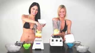 Blendtec Vs Vitamix - ICE CREAM - The Blender Babe Reviews