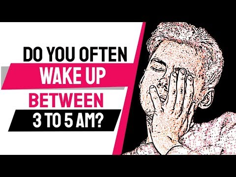 Do You Often Wake Up Between 3 To 5 AM? Here is what it means