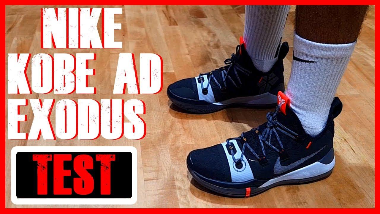 buy popular c8743 f0d66  KOBEAD  Nike  PerformanceTest