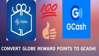 How to Convert Globe Reward Points to GCASH balance! ✔️ screenshot 2