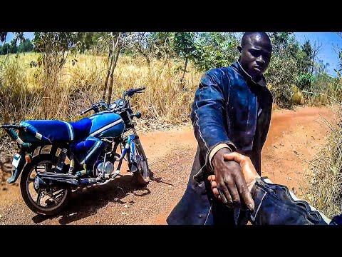 ¡Trata De ARRANCARLA! | Vuelta Al Mundo En Moto | África #21