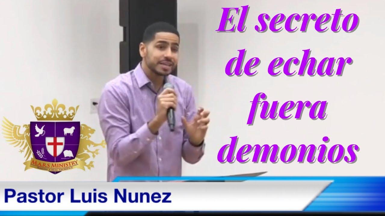 El secreto de cómo echar fuera demonios | Pastor Luis