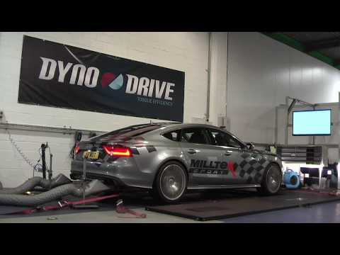Sport Car Audi S7 with 500++ BHP Sportback