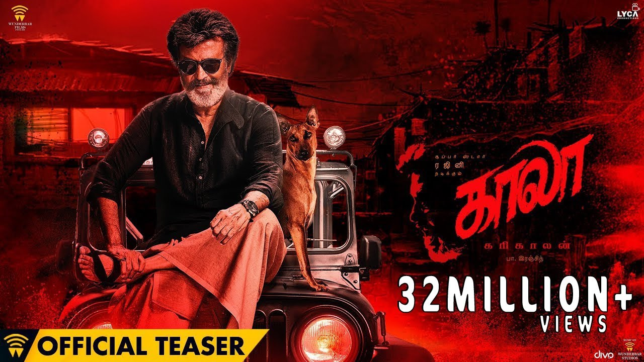 Kaala releases in South Africa in Hindi, Tamil & Telugu nationwide