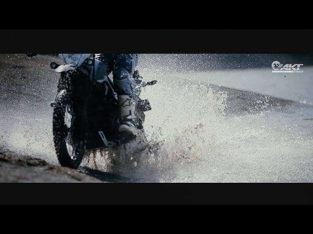Detrás de cámaras AKT Motos: TTR 180, TTX 180 y CR5 180