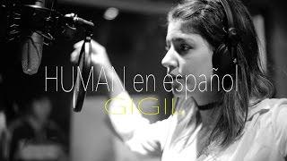 Video Human Christina Perri en español - Cover Gigil download MP3, 3GP, MP4, WEBM, AVI, FLV Agustus 2017