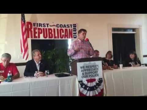 First Coast Republican Club 072516
