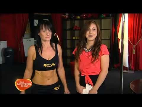Pole Dancing Weight Loss