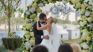 Свадьба в шатре. Отзыв молодожёнов.